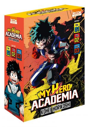 My Hero Academia édition Coffret 2018