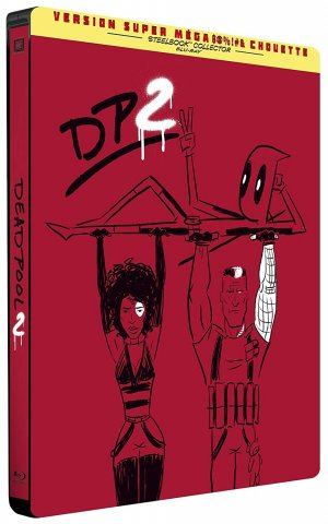 Deadpool 2 édition Steelbook