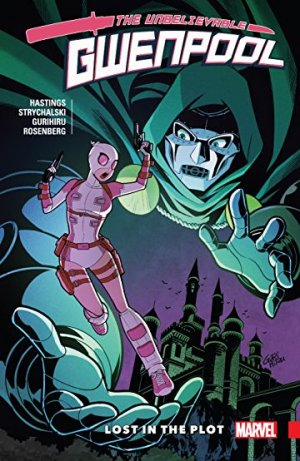 Gwenpool # 5 TPB softcover (souple)