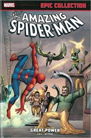 The Amazing Spider-Man édition TPB Softcover - Epic Collection