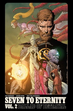 Seven to Eternity # 2 TPB softcover (souple)