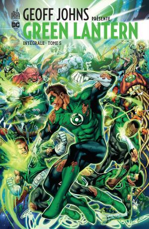 Geoff Johns Présente Green Lantern 5 TPB Hardcover (cartonnée) - Intégrale