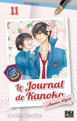 Le journal de Kanoko - Années lycée 11 Simple
