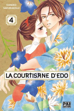 La Courtisane d'Edo T.4