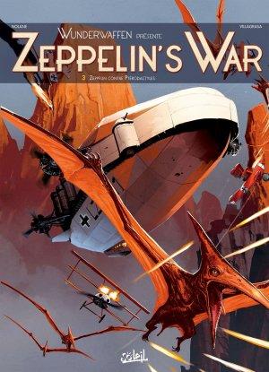 Wunderwaffen présente Zeppelin's War 3 Simple