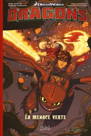 Dragons, cavaliers de beurk 7 simple