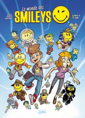 Le monde des Smileys 1 simple