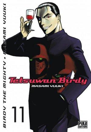 Tetsuwan Birdy T.11