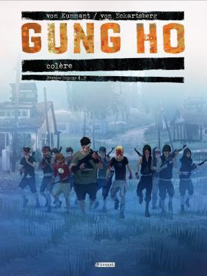 Gung Ho # 8 Deluxe