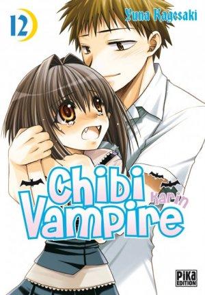 Chibi Vampire - Karin T.12