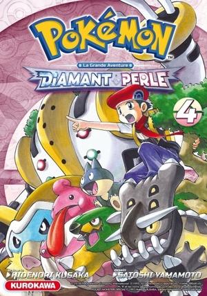 Pokémon 4 Diamant, Perle et Platine