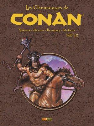 Les Chroniques de Conan 1987.1 TPB Hardcover - Best Of Fusion Comics