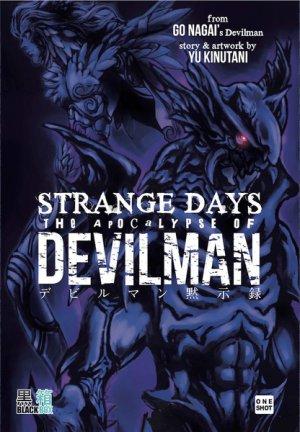 Strange Days - The Apocalypse of Devilman édition Simple