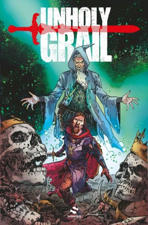Unholy Grail 1 TPB hardcover (cartonnée)