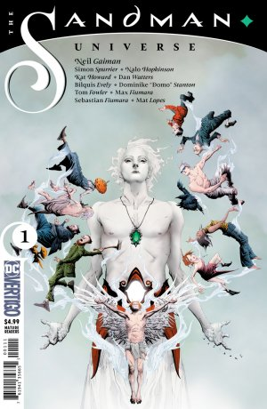 Sandman universe édition Issues