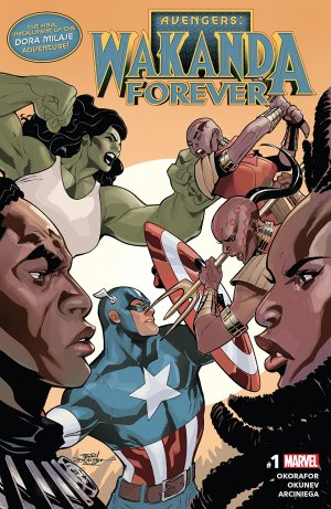 Avengers - Wakanda Forever édition Issue (2018)