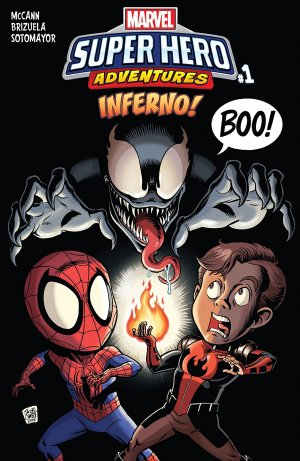 Marvel Super Hero Adventures - Inferno édition Issue (2018)