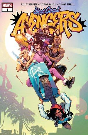 West Coast Avengers # 1 Issues V3 (2018 - 2019)