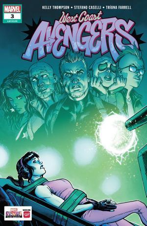 West Coast Avengers # 3 Issues V3 (2018 - 2019)