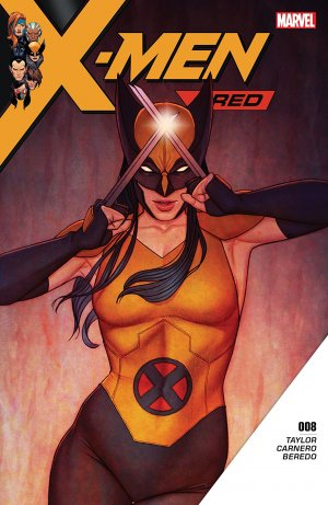 X-Men - Red # 8 Issues (2018)