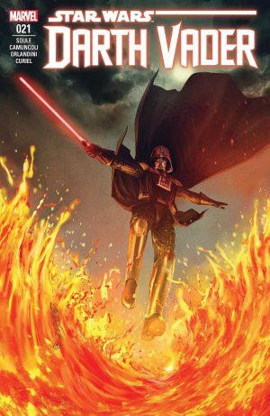 Darth Vader # 21 Issues V2 (2017 - 2018)