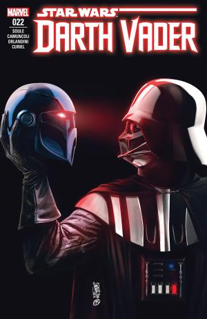 Darth Vader # 22 Issues V2 (2017 - 2018)