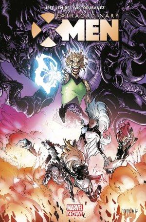 Extraordinary X-Men 3 TPB Hardcover - Marvel Now!