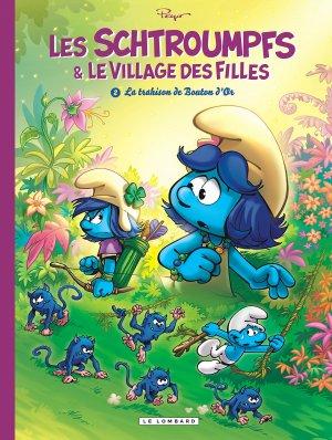 Les Schtroumpfs et le Village des Filles 2 simple