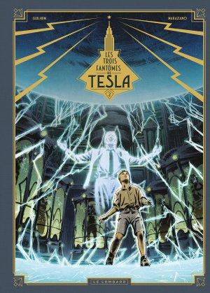 Les trois fantômes de Tesla 2 simple