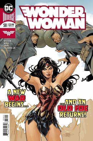 Wonder Woman # 58