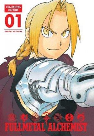 Fullmetal Alchemist édition Fullmetal Edition