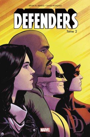 Defenders 2 TPB Hardcover - 100% Marvel