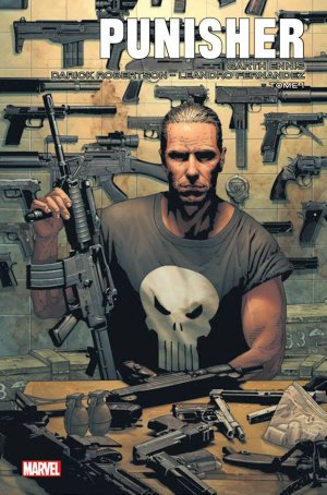 Punisher Max Par Ennis T.1