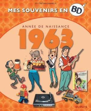 Mes souvenirs en BD 24 - Nés en 1963