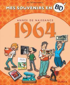 Mes souvenirs en BD 25 - Nés en 1964