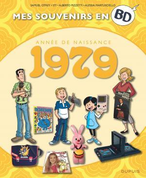 Mes souvenirs en BD 40 - Nés en 1979