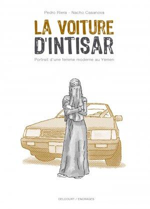 La voiture d'Intisar édition Réédition 2018