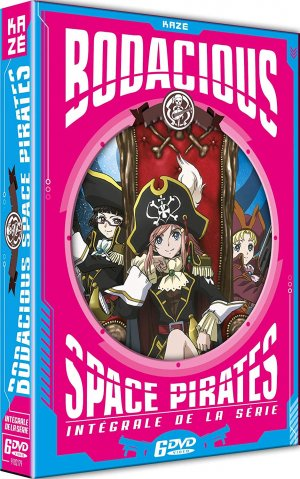 Bodacious Space Pirates  Intégrale DVD
