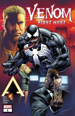 Venom - First Host édition Issues (2018)