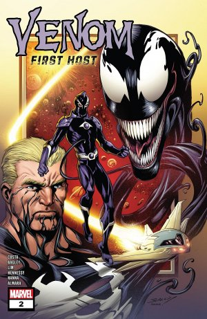 Venom - First Host # 2 Issues (2018)