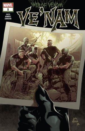 Web of Venom - Ve'nam # 1 Issue (2018)