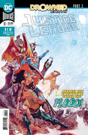 Justice League # 11 Issues V4 (2018 - Ongoing)