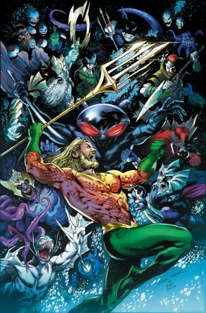 Aquaman # 42 Issues V8 (2016 - Ongoing) - Rebirth