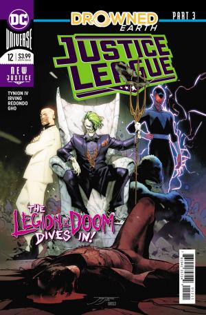 Justice League # 12 Issues V4 (2018 - Ongoing)