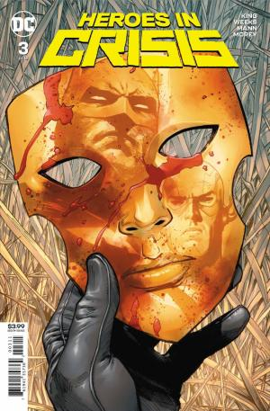 Heroes in Crisis # 3 Issues (2018 - 2019)