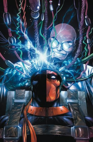 Deathstroke # 37 Issues V4 (2016 - 2019) - Rebirth