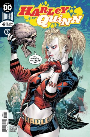 Harley Quinn # 49 Issues V3 (2016 - Ongoing) - Rebirth