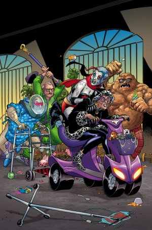 Old Lady Harley # 2 Issues (2018 - 2019)