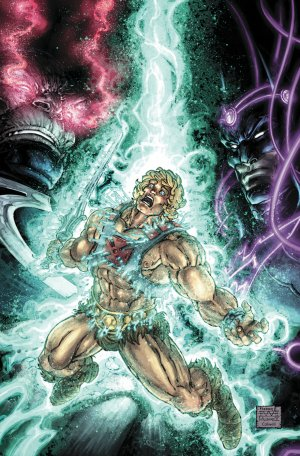 Injustice vs. He-Man and the Masters of The Universe # 4 Issues (2018)