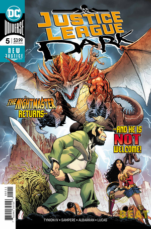 Justice League Dark # 5 Issues V2 (2018 - Ongoing)